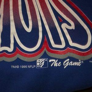 the game Shirts - Vintage The Game 1995 Patriots sweatshirt. XXL